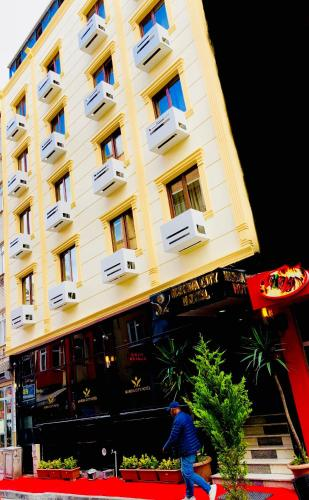 Istanbul Mardia city hotel harita