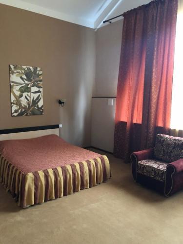 Savrasovskaya Hotel Бюджетный одноместный номер