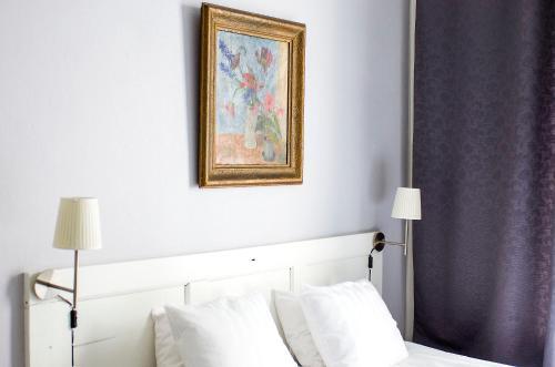 August Strindberg Hotell impression