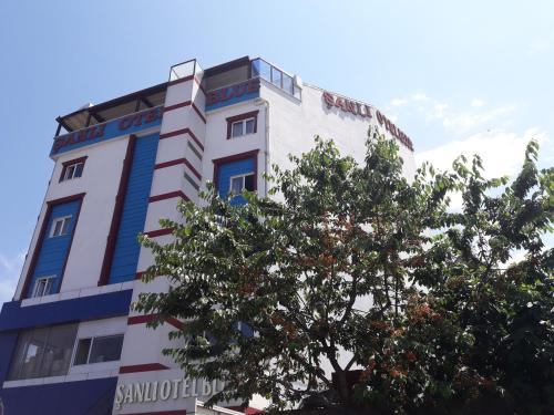 Trabzon Sanli Hotel Blue adres
