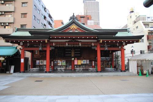 Sotetsu Fresa Inn Nihombashi-Ningyocho photo 2