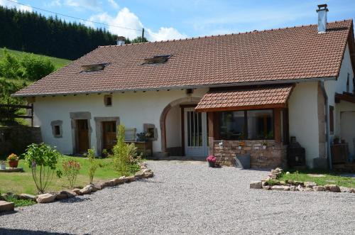 Accommodation in Aumontzey