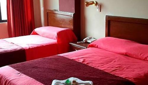 Hotel Cristal Bermejo