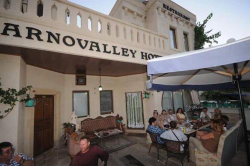 Nevsehir Arnovalley Hotel ulaşım