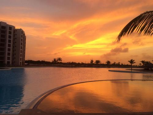 Apartments at Dreams Lagoon Cancun