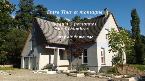 Entre Thur et montagne - Accommodation - Willer-sur-Thur