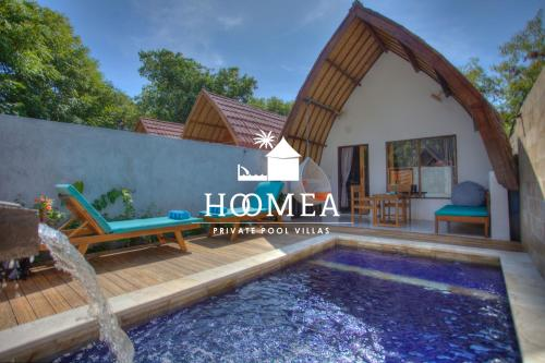 Villa Hoomea Private Pool Lombok