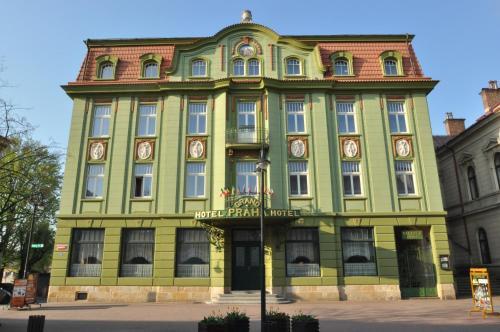 . Grand Hotel Praha