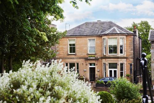 The Dunstane Houses - Hampton House, Edinburgh