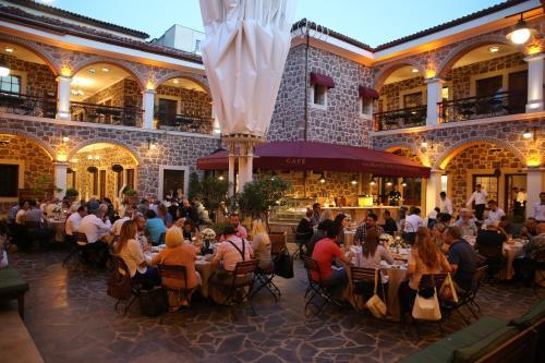Izmir L'agora Old Town Hotel & Bazaar adres