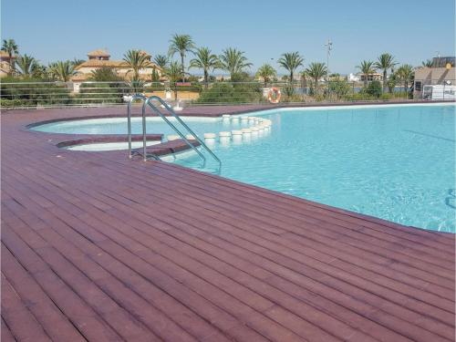 Hotel-overnachting met je hond in Two-Bedroom Apartment in San Javier - San Javier