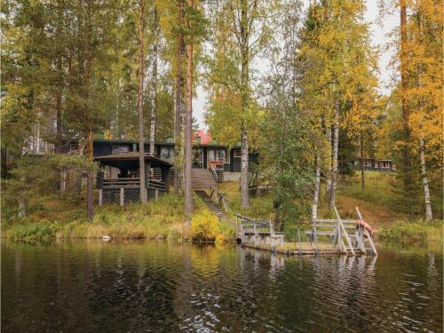 Hotel-overnachting met je hond in One-Bedroom Apartment in Pellosniemi - Kyyrö