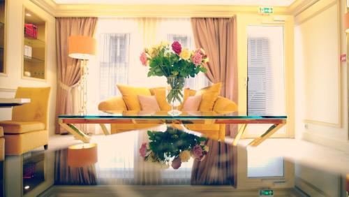 Hotel De Suede Saint Germain impression
