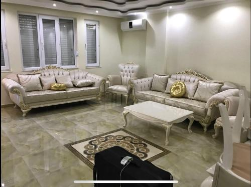 Antalya Dokuma Lux Appart Loft odalar