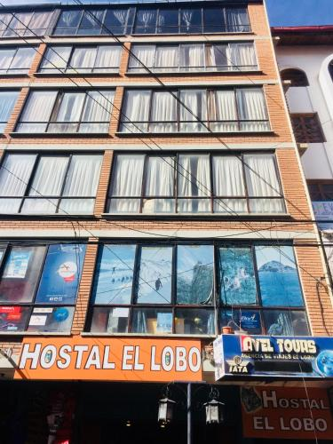 Hotel Hostal El Lobo