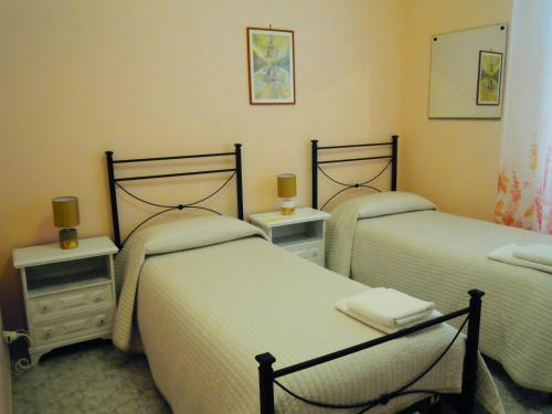 Quarto Twin com Casa de Banho Partilhada (Twin Room with Shared Bathroom)