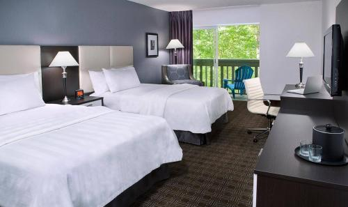 Toronto Don Valley Hotel and Suites Kuva 18