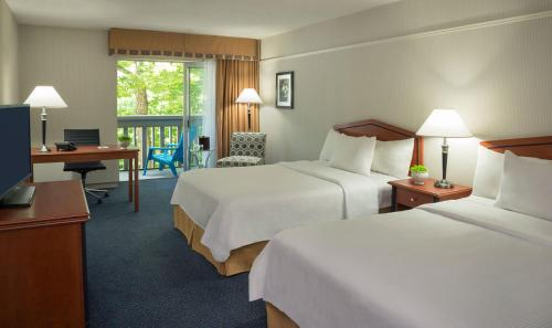 Toronto Don Valley Hotel and Suites Kuva 16