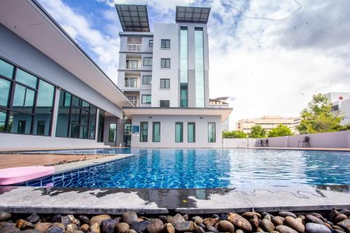 The isis condo stay in korat The isis condo stay in korat