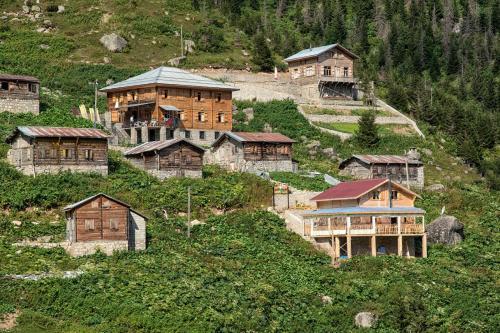 Kavran Yaylası Kotit Mountain House tek gece fiyat