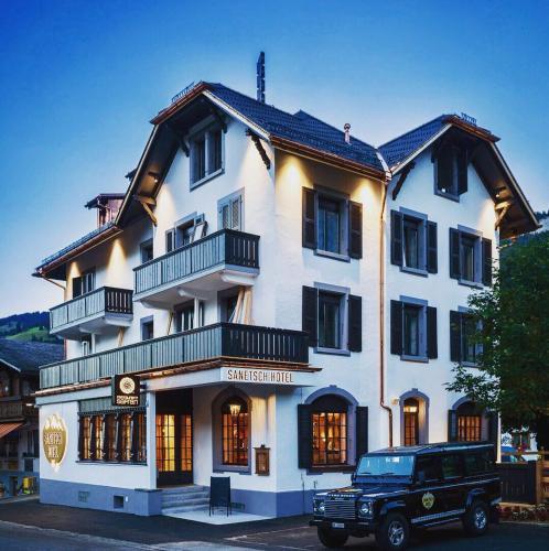 . Hotel Sanetsch