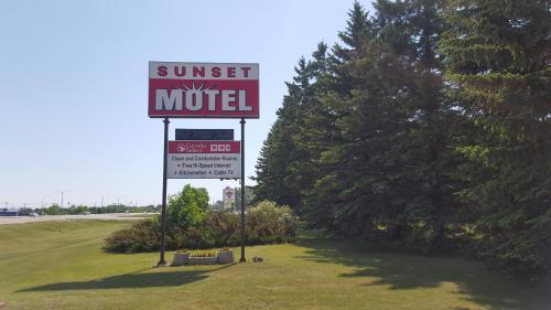 Sunset motel - Portage La Prairie, MB R1N 4A6