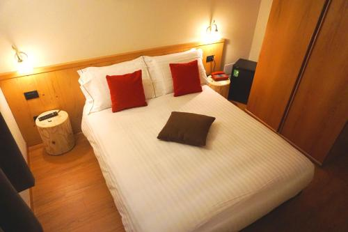 Single Room with Small Double Bed