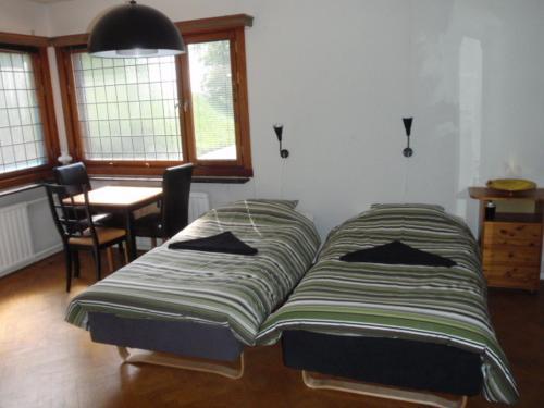 Gustav Bed And Kitchenette