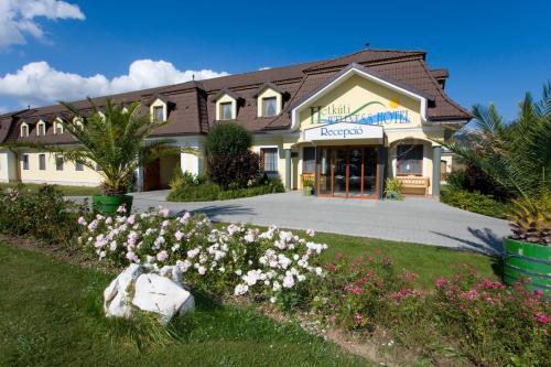 Hotel-overnachting met je hond in Hétkúti Wellness Hotel és Lovaspark - Mór