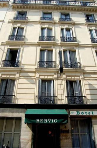Bervic Montmartre impression