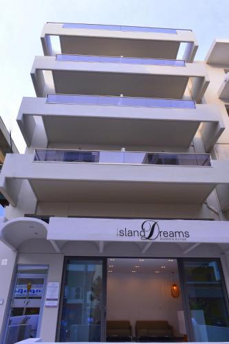 Island Dreams Rooms & Suites, Pension in Rhodos
