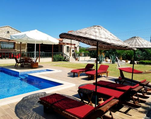 Villa Kizlan Ova - Accommodation - Datca