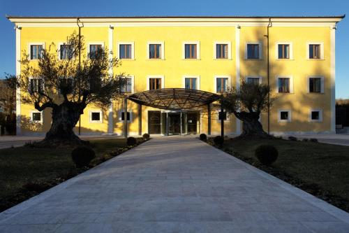Accommodation in L'Aquila