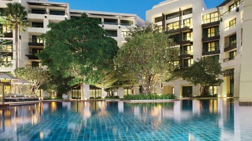 Siam Kempinski Hotel Bangkok impression