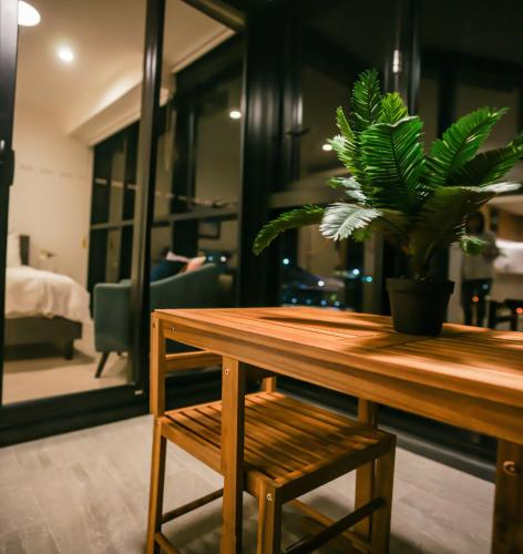 Cozy apartment in the heart of South Bank Brisbane
