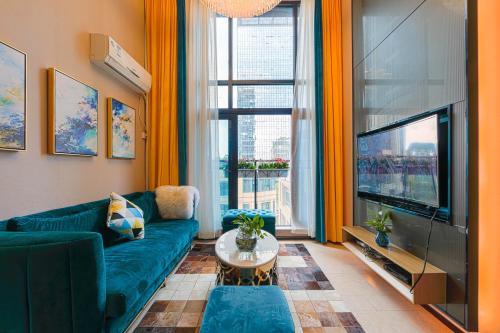 . Guangzhou Changlong Little Leaf Apartment