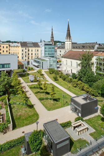 Hassenplatz 16–18, Linz, Austria.