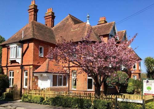 Forest Side Guesthouse Lyndhurst
