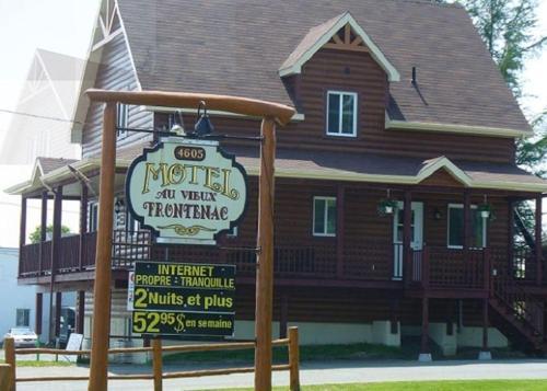 . Motel Au Vieux Frontenac