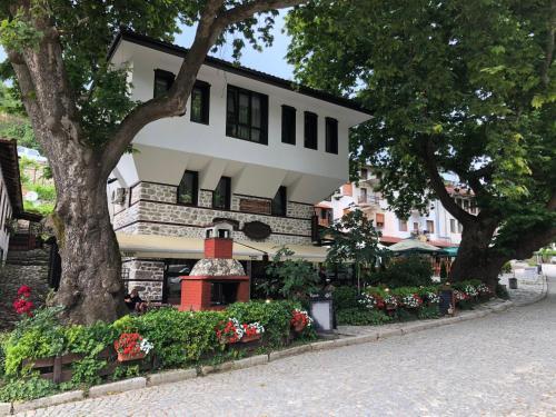 . Chavkova house