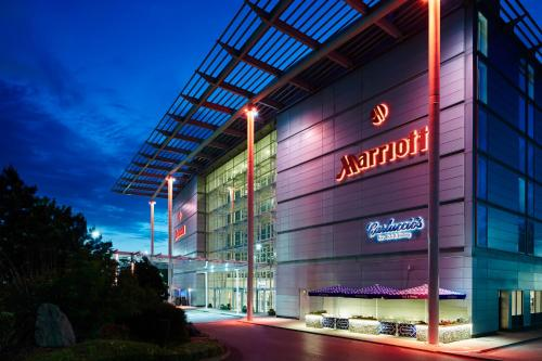London Heathrow Marriott Hotel, Greater London