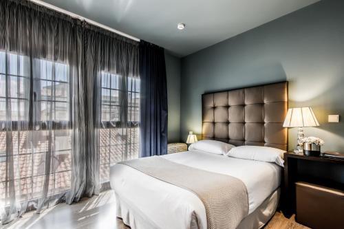 Habitación Doble para uso individual Pamplona Catedral Hotel 10