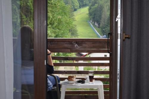 . Apartamente-Garden Apart Predeal -with Mountain view