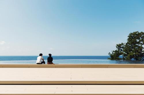 . Shirahama Key Terrace Hotel Seamore