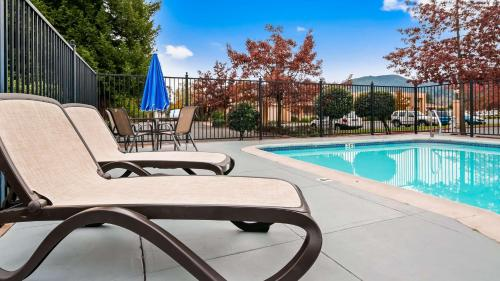 Best Western Orchard Inn - Ukiah, CA 95482