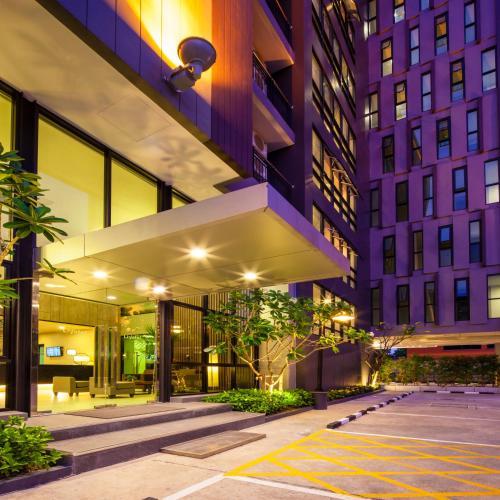 Livotel Hotel Lat Phrao Bangkok photo 30