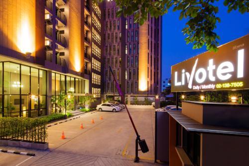 Livotel Hotel Lat Phrao Bangkok photo 32