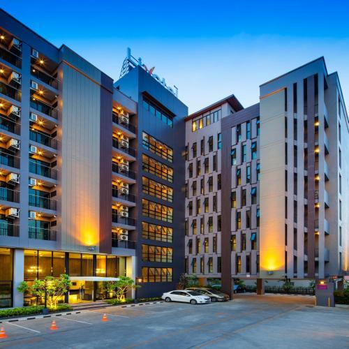 Livotel Hotel Lat Phrao Bangkok impression