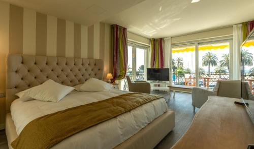 La Dolce Vita Hotel - Hôtel - Menton
