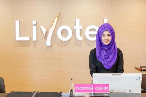 Livotel Hotel Lat Phrao Bangkok photo 45